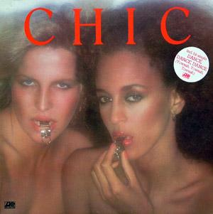 Album  Cover Chic - Chic on ATLANTIC Records from 1977