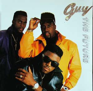 Front Cover Album Guy - The Future