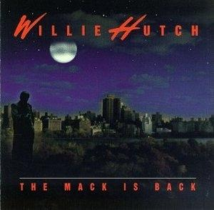 Album  Cover Willie Hutch - The Mack Is Back on  Records from 1996