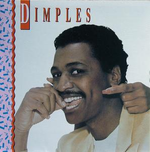Album  Cover Fields Richard Dimples - Dimples on LIFE Records from 1990