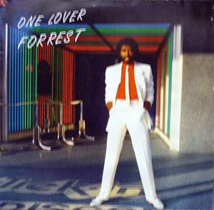 Album  Cover Forrest - One Lover on ARIOLA Records from 1983
