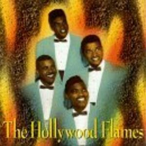 Album  Cover Hollywood Flames - The Hollywood Flames on SPECIALTY Records from 1992