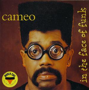 Album  Cover Cameo - In The Face Of Funk on WAY TOO FUNKY Records from 1994