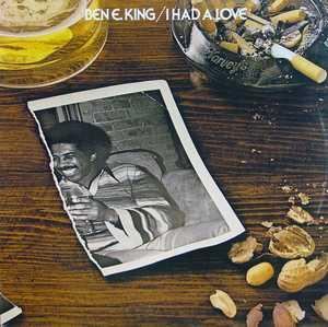 Front Cover Album Ben E. King - I Had A Love