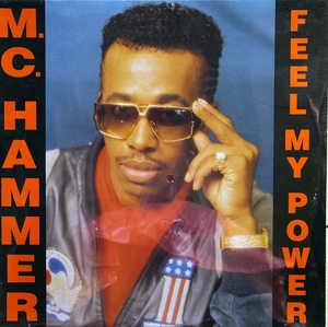 Album  Cover M.c. Hammer - Feel My Power on BUSTIN' Records from 1987