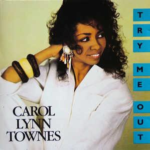 Album  Cover Carol Lynn Townes - Try Me Out on POLYGRAM Records from 1988