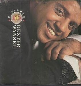 Album  Cover Dexter Wansel - Captured on TENT (RCA LTD.) Records from 1986