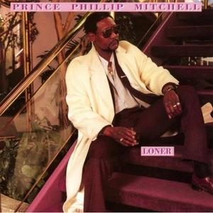 Album  Cover Prince Phillip Mitchell - Loner on ICHIBAN Records from 1991