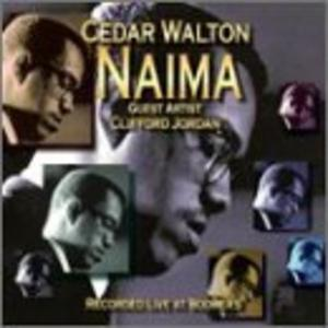 Album  Cover Cedar Walton - Naima - Recorded Live At Boomer's Nyc on 32 JAZZ Records from 1998