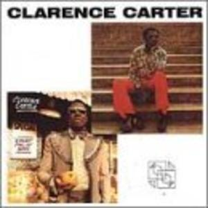 Album  Cover Clarence Carter - Loneliness And Temptation on ABC Records from 1975