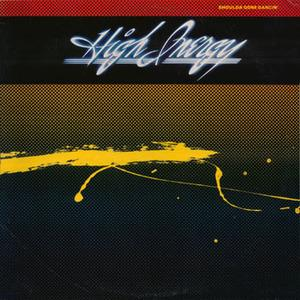 Album  Cover High Inergy - Shoulda Gone Dancin' on GORDY Records from 1981