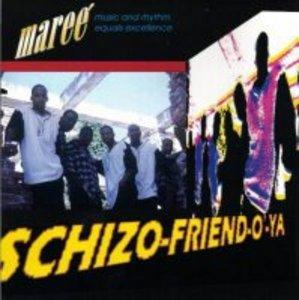 Album  Cover Mareé - Schizo-friend-o-ya on GAMMAUDION Records from 1994