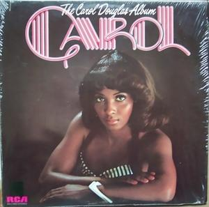 Album  Cover Carol Douglas - The Carol Douglas Album on MIDLAND INTERNATIONAL Records from 1975