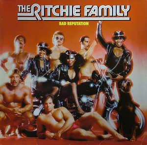 Album  Cover The Ritchie Family - Bad Reputation on CASABLANCA Records from 1979