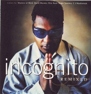 Album  Cover Incognito - Incognito Remixed on TALKING LOUD Records from 1996