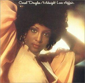 Album  Cover Carol Douglas - Midnight Love Affair on PINK ELEPHANT Records from 1976