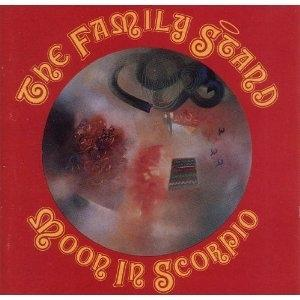 Album  Cover The Family Stand - Moon In Scorpio on EAST WEST Records from 1991