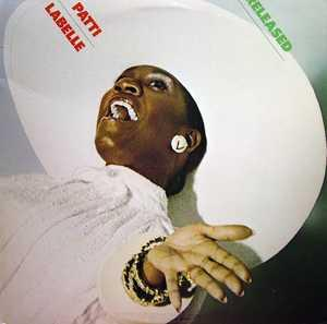 Album  Cover Patti Labelle - Released on EPIC Records from 1980