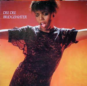 Album  Cover Dee Dee Bridgewater - Dee Dee Bridgewater on ELEKTRA Records from 1980
