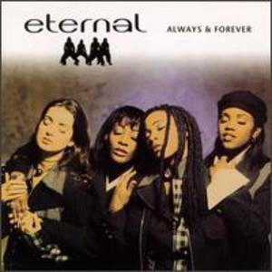 Album  Cover Eternal - Always & Forever on EMI Records from 1994