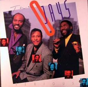 Front Cover Album The O'jays - Serious