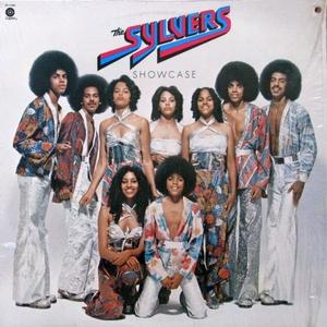 Front Cover Album Sylvers - Showcase