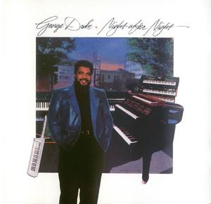 Front Cover Album George Duke - Night After Night