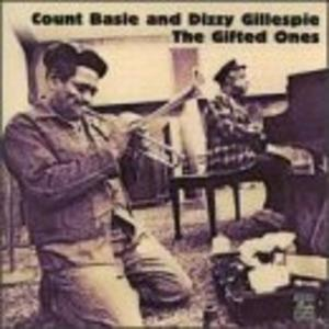 Front Cover Album Dizzy Gillespie - Gifted Ones