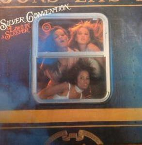 Album  Cover Silver Convention - Love In A Sleeper on MCA Records from 1978