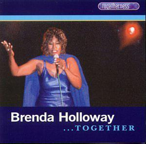 Album  Cover Brenda Holloway - Together on KRL Records from 1999