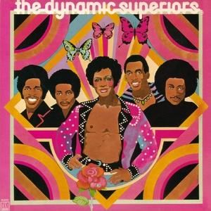 Album  Cover Dynamic Superiors - Dynamic Superiors on MOTOWN Records from 1975