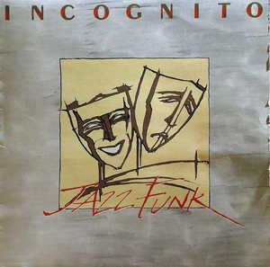 Front Cover Album Incognito - Jazz Funk