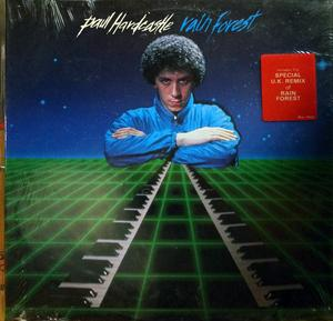 Album  Cover Paul Hardcastle - Rain Forest on PROFILE Records from 1985