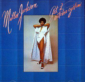 Front Cover Album Millie Jackson - Get It Out 'Cha System