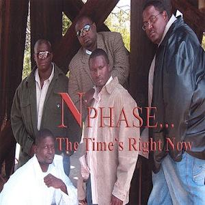 Album  Cover N Phase - The Time's Right Now on  Records from 2007