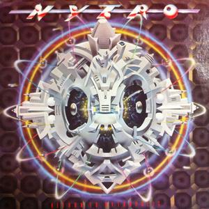 Album  Cover Nytro - Return To Nytropolis on WHITFIELD Records from 1979