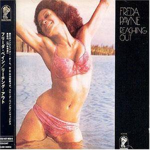 Album  Cover Freda Payne - Reaching Out on INVICTUS Records from 1973