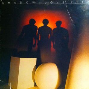 Album  Cover Shadow - Love Lite on ELEKTRA Records from 1979