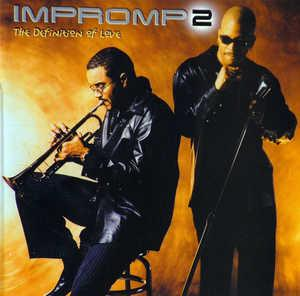 Front Cover Album Impromp2 - Definition Of Love