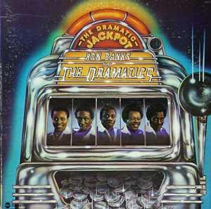 Album  Cover The Dramatics - The Dramatic Jackpot on ABC Records from 1975
