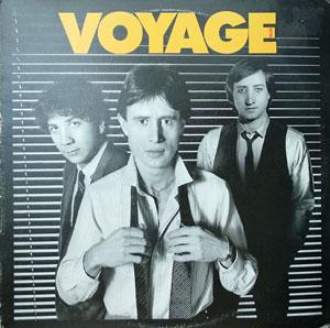 Album  Cover Voyage - Voyage 3 on ABLE RECORDS Records from 1980