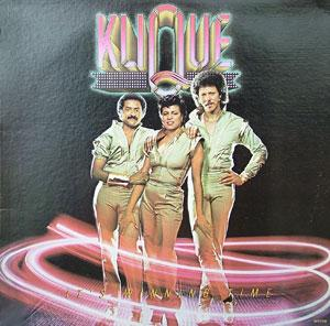 Album  Cover Klique - It's Winning Time on MCA Records from 1981