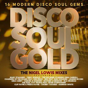 Album  Cover Various Artists - Disco Soul Gold – The Nigel Lowis Mixes on DSG Records from 2017