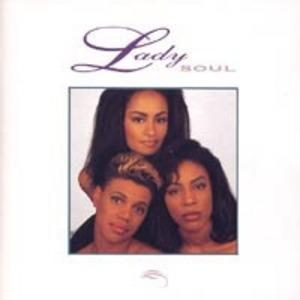 Album  Cover Lady Soul - Lady Soul on ELEKTRA Records from 1992