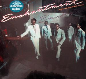 Album  Cover Enchantment - Soft Lights, Sweet Music on RCA Records from 1980