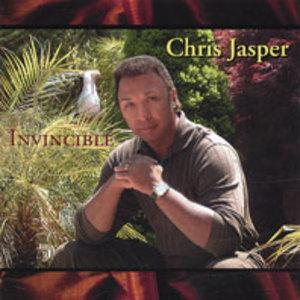 Album  Cover Chris Jasper - Invincible on GOLD CITY Records from 2007