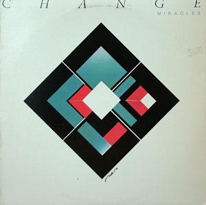 Album  Cover Change - Miracles on ATLANTIC Records from 1981