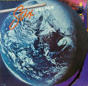 Front Cover Album Stix Hooper - The World Within