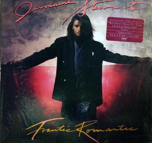 Album  Cover Jermaine Stewart - Frantic Romantic on 10 Records from 1986