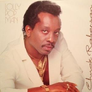 Album  Cover Chuck Roberson - Lolly Pop Man on VISION Records from 1990